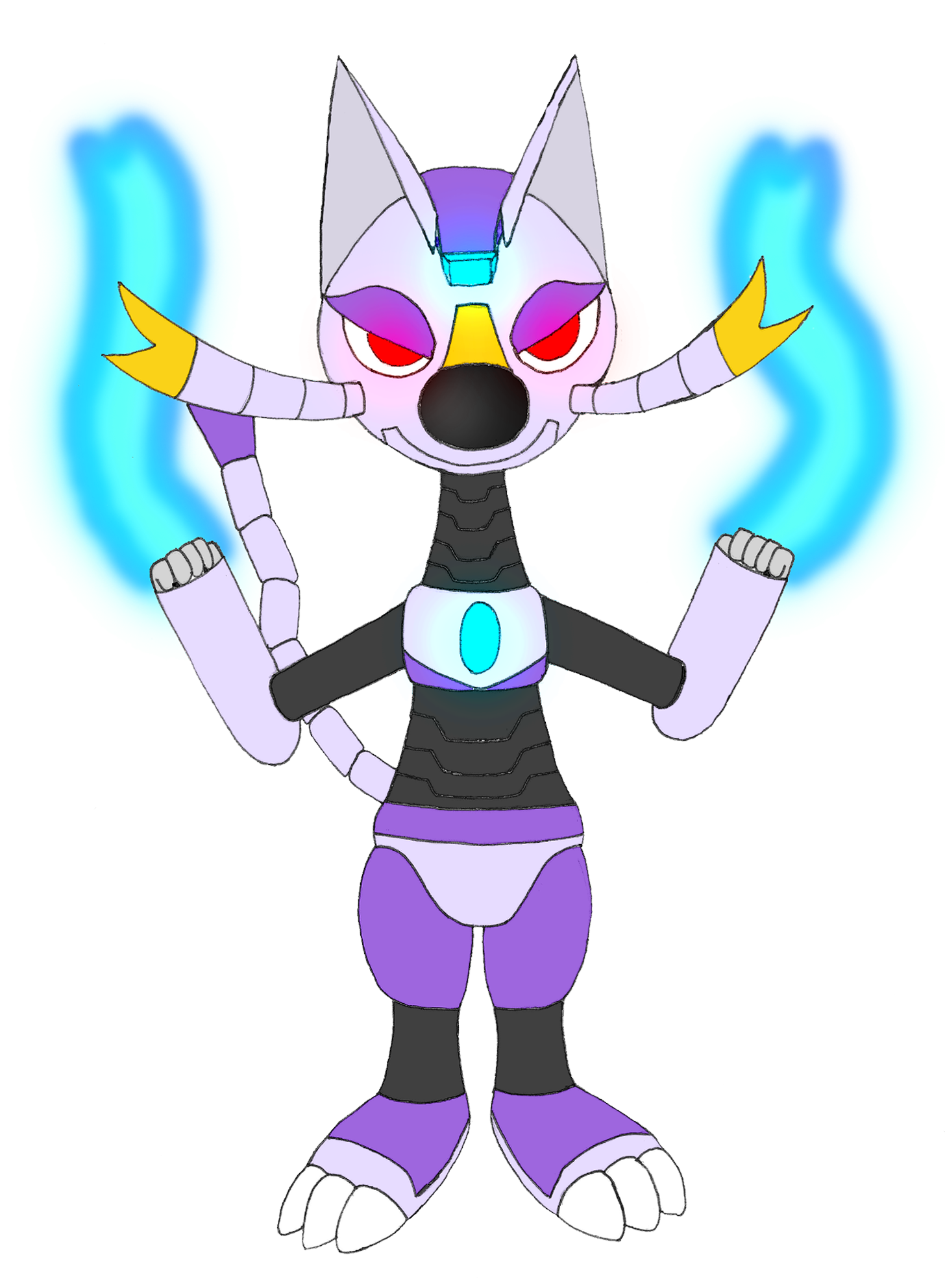 Accel The Mienshao Pokeroid Commission Weasyl