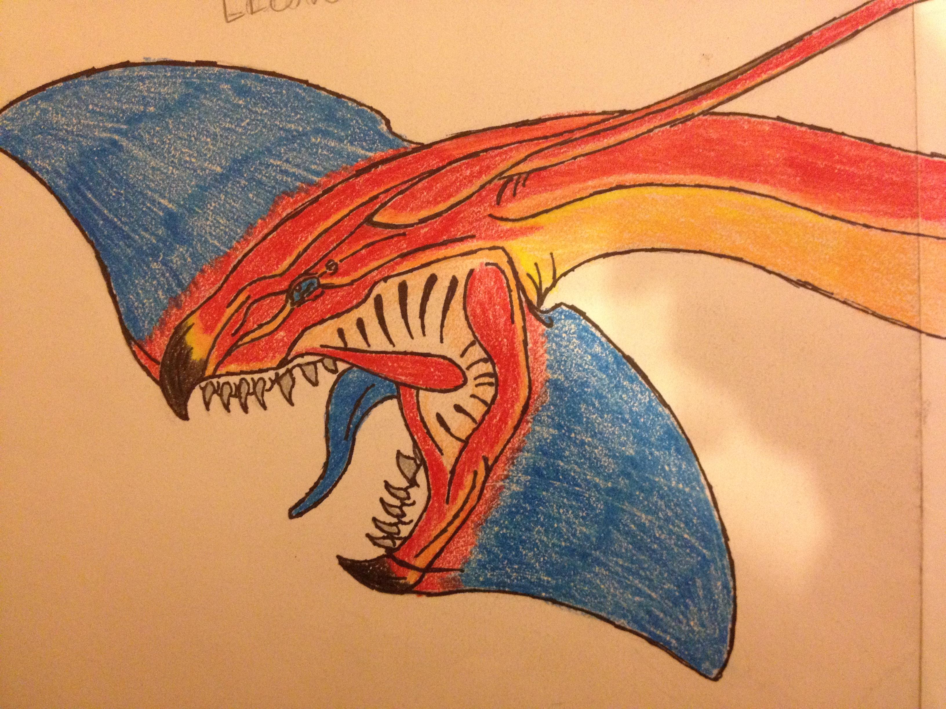 the great leonopteryx toruk — weasyl