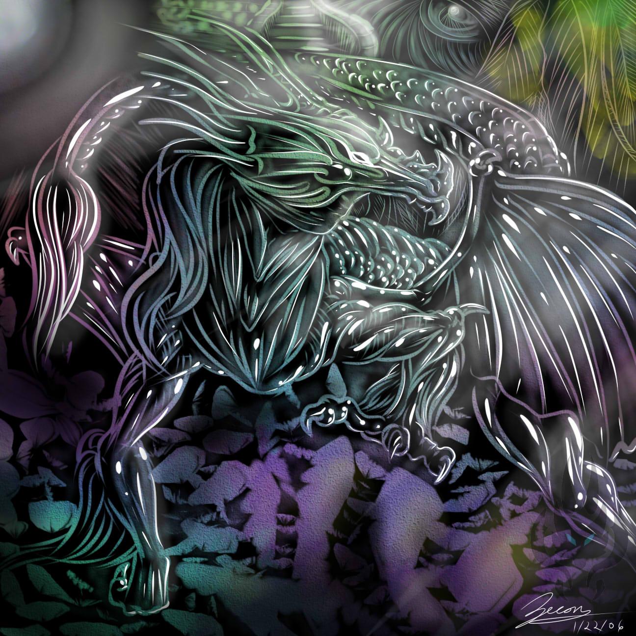 Hidden Within The Darkness Weasyl