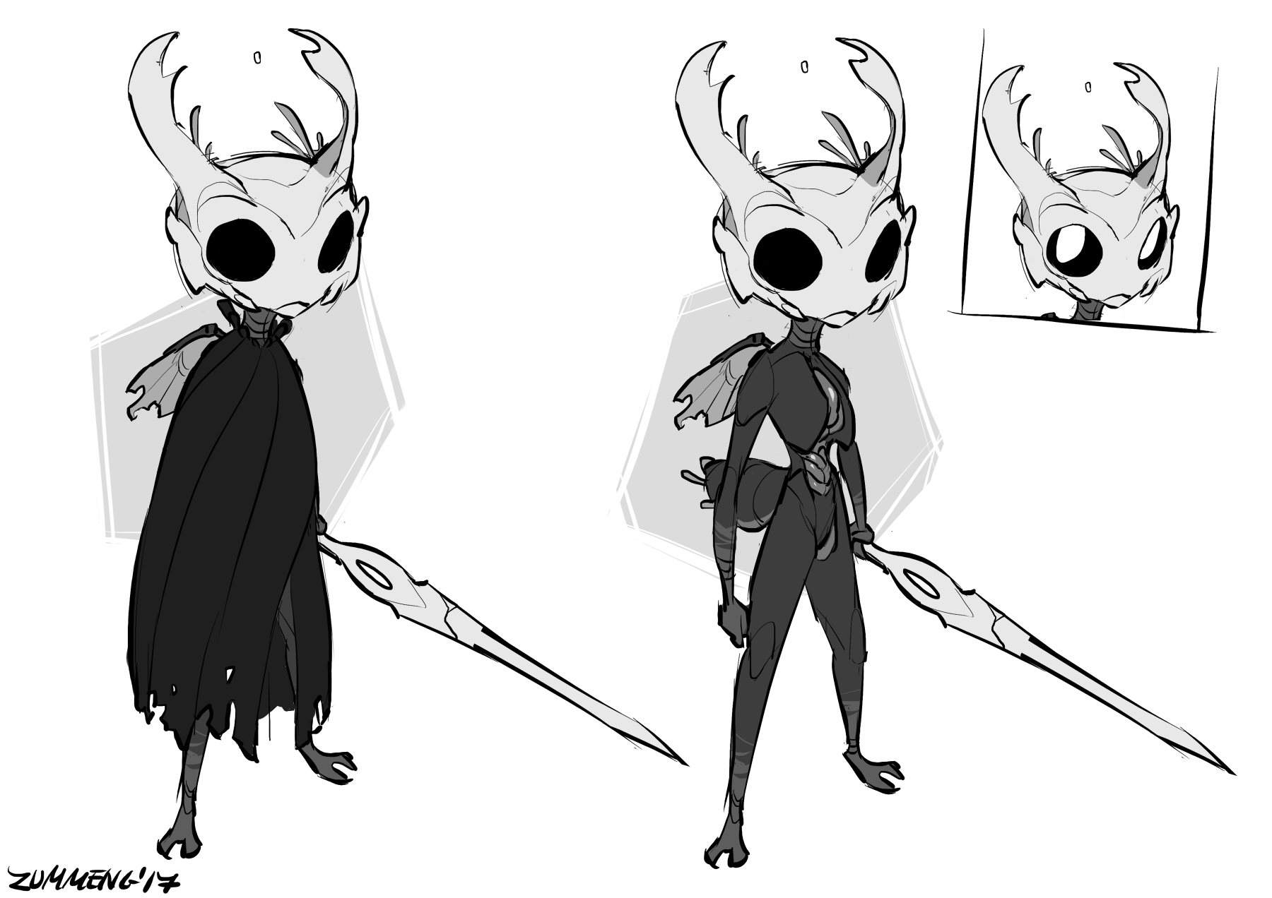 Hollow Knight Weasyl